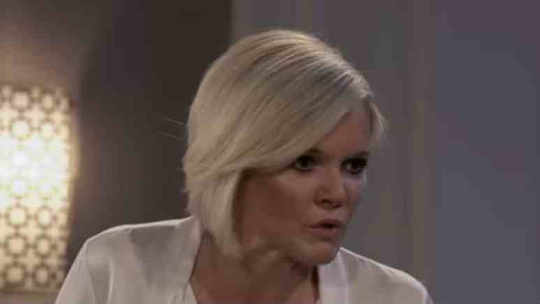Maura West as Ava on General Hospital.