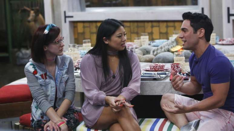 BB21 Cast Image From Kitchen