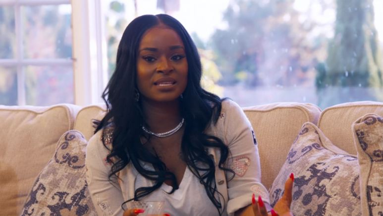 Dominique on Basketball Wives