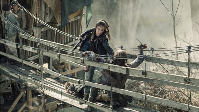 Alicia on Fear the Walking Dead