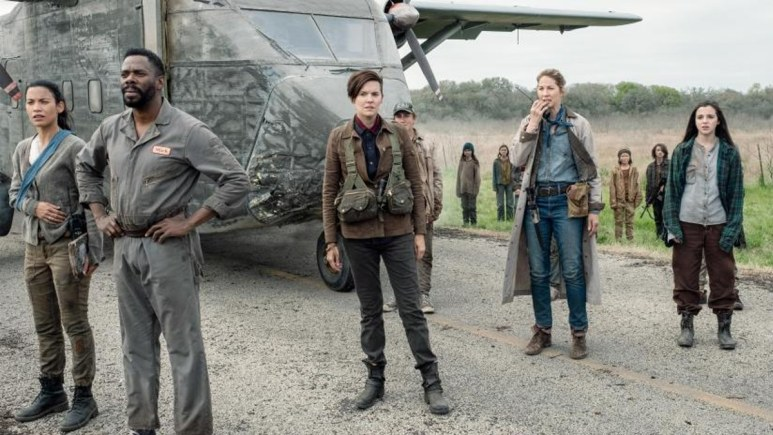 The Group is ready to leave on Fear the Walking Dead