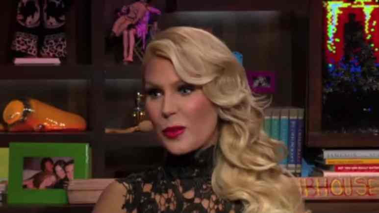 Gretchen Rossi on Watch What Happens Live.