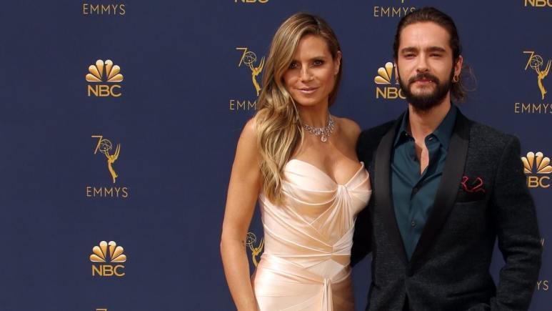 Heidi Klum and Tom Kaulitz married
