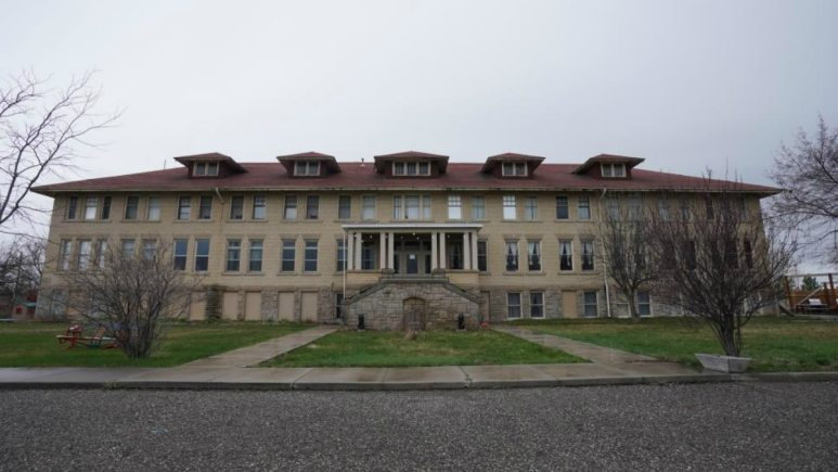 Idaho State Tuberculosis Hospital on Ghost Adventures