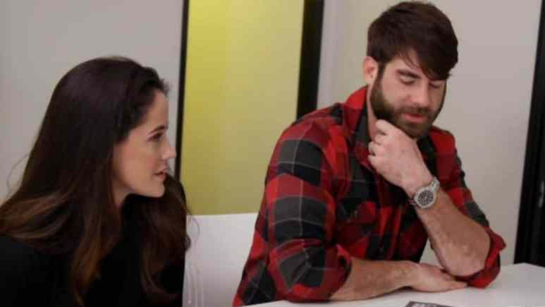 Jenelle Evans and David Eason on Teen Mom 2