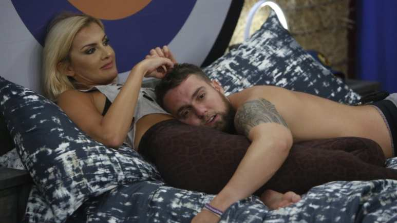 Kathryn And Nick On BB21