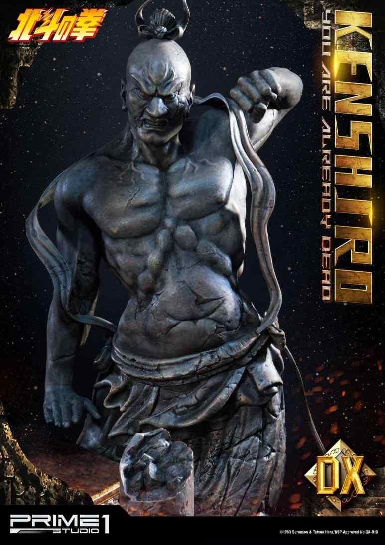Kenshiro statue