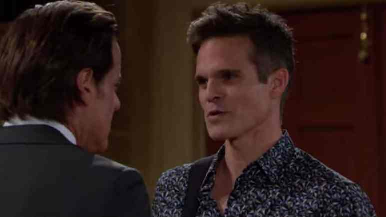Greg Rikaart as Kevin on The Young and the Restless.