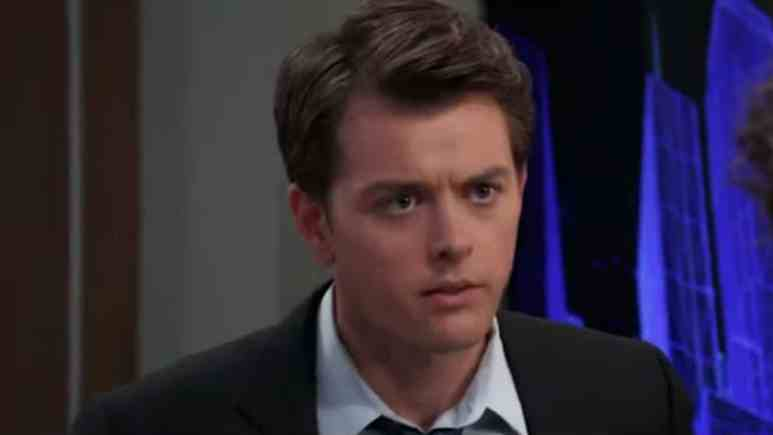 Chad Duell as Michael Corinthos on General Hospital.