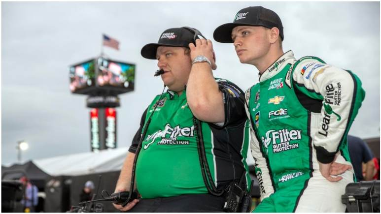 Nick Harrison, NASCAR crew chief dies at 37: Tributes pour in on social media