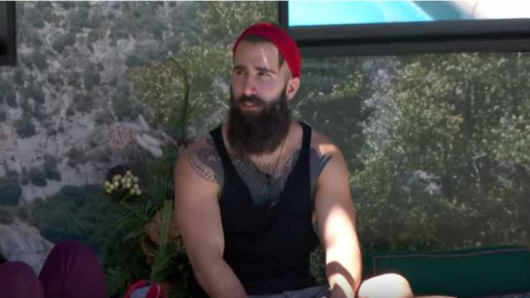 Paul Abrahamian In Big Brother House