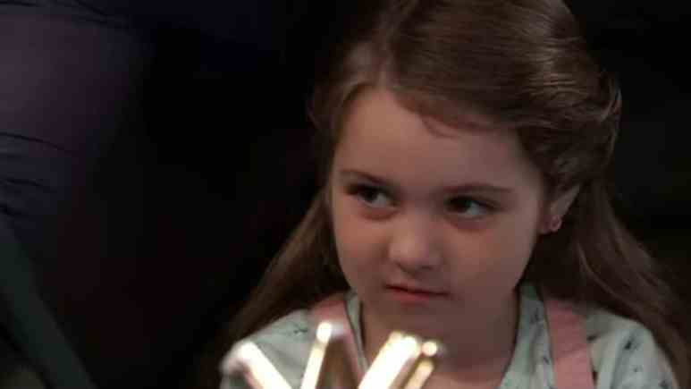Scout on General Hospital.