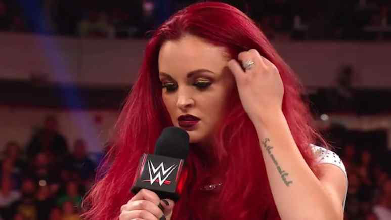 maria kanellis on july 1 episode of wwe raw