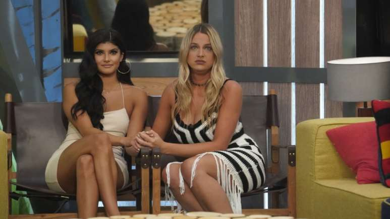 Analyse And Christie BB21 Ceremony
