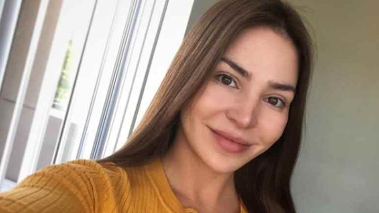 Anfisa Nava selfie