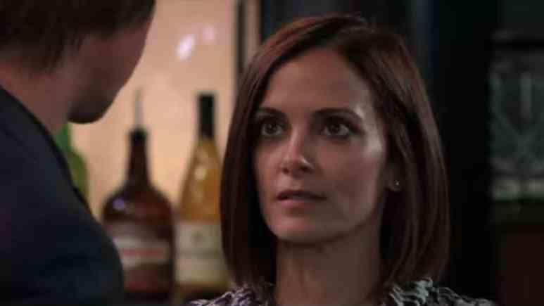 Rebecca Budig as Hayden as General Hospital.