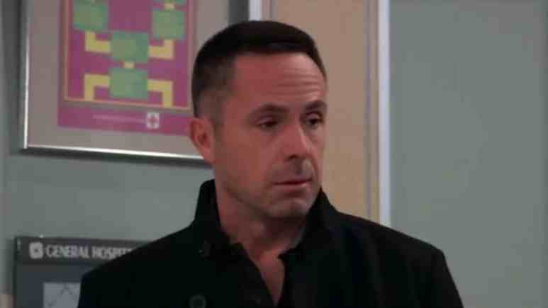 William deVry as Julian Jerome on General Hospital.