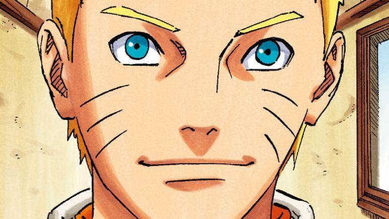 NARUTO Sasuke Retsuden. Photo cred: Jump J Books.