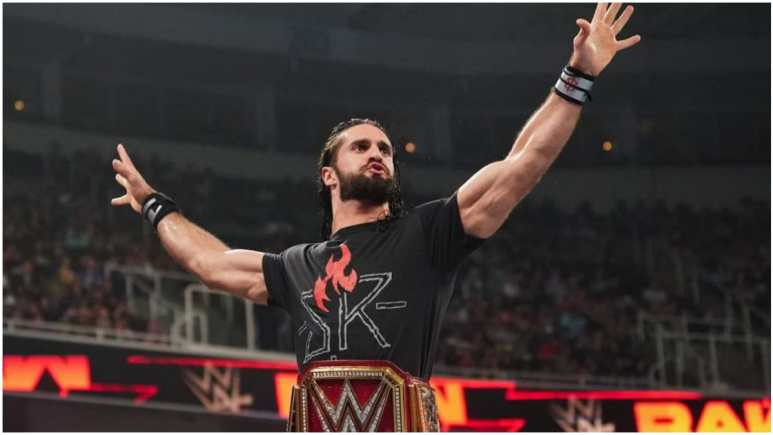 Seth Rollins named the best wrestler of the year by PWI