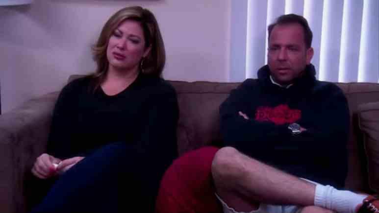 Emily and Shane Simpson on RHOC.