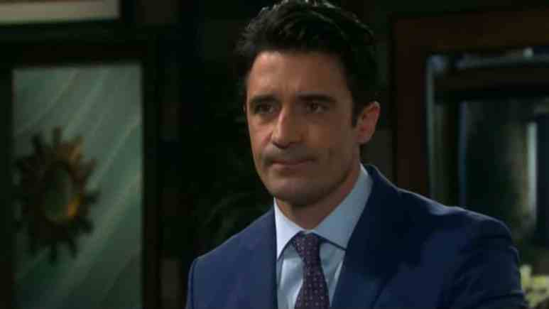 Gilles Marini as Ted on Days of our Lives.