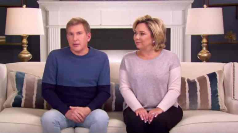 Todd and Julie Chrisley on Chrisley Knows Best
