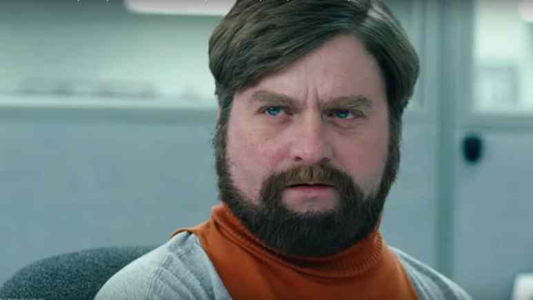 Zach Galifianakis in Dinner with Schmucks