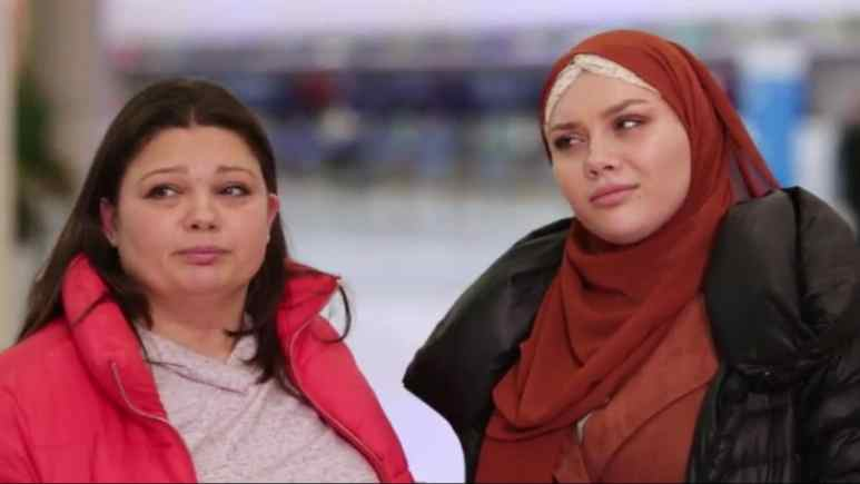 Avery and her mom on 90 Day Fiance Before the 90 Days