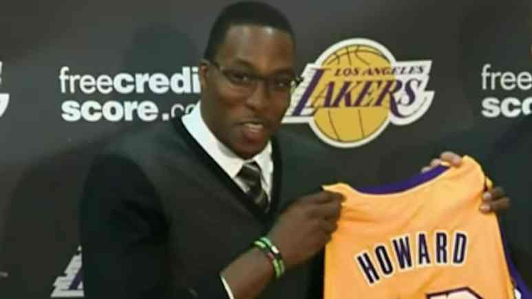 dwight howard will reportedly sign with the lakers after a buyout from grizzlies