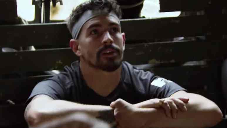 jordan wiseley on mtv the challenge war of the worlds 2 premiere episode