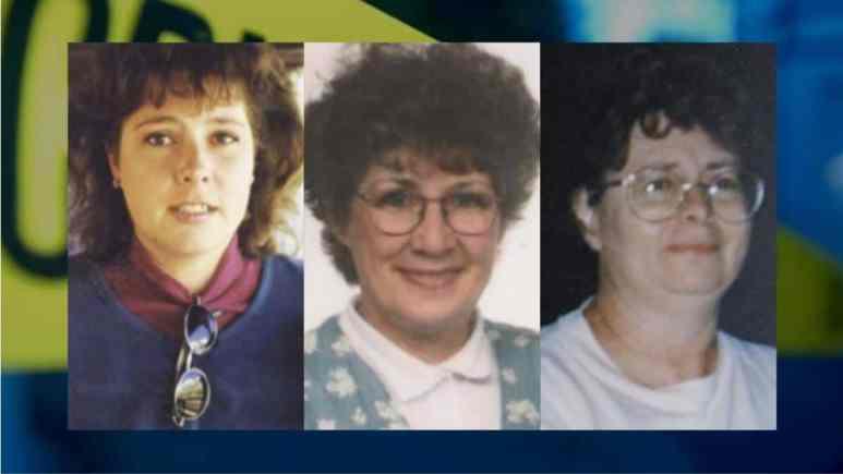 Linda Watson, Marilyn Cox, and Renee Farnsworth photo