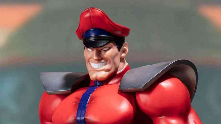 Street Fighter V – S.H. Figuarts Classic Costume M. Bison