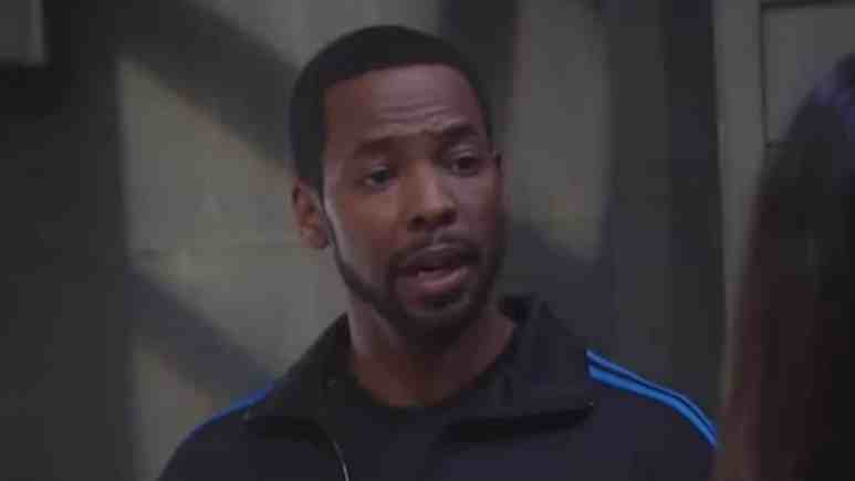 Anthony Montgomery as Andre Maddox on General Hospital.