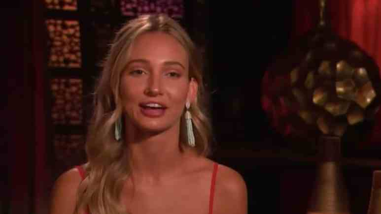 Bri on Bachelor In Paradise