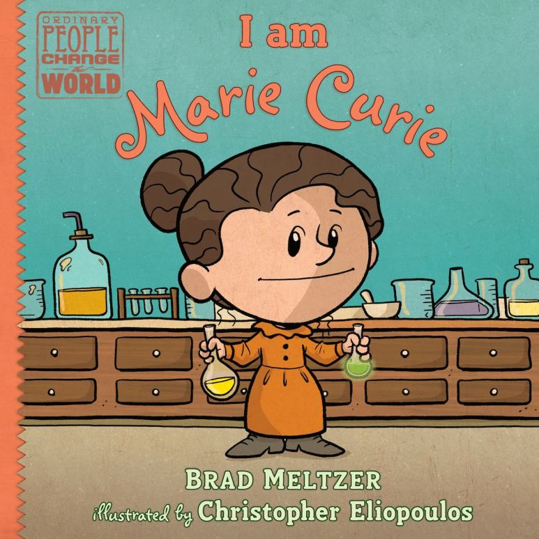 I Am Marie Curie - Cover