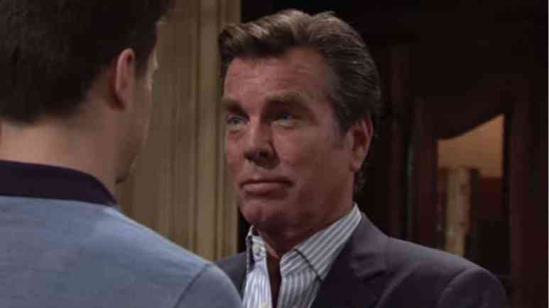Peter Bergman as Jack Abbott on The Young and the Restless.