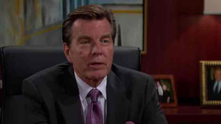 Peter Bergman as Jack on The Young and the Restless.