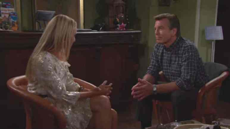 Sharon and Jack on The Young and the Restless.