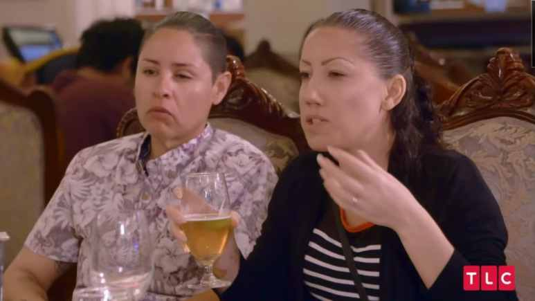 Jenny's daughter Christina and her wife Jenn on 90 Day Fiance The Other Way
