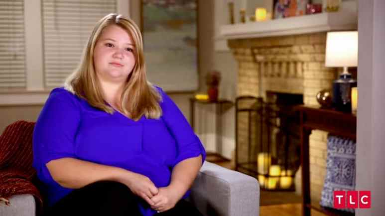Nicole Nafziger on 90 Day Fiance Happily Ever After