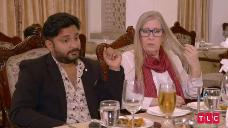 Jenny and Sumit on 90 Day Fiance: The Other Way