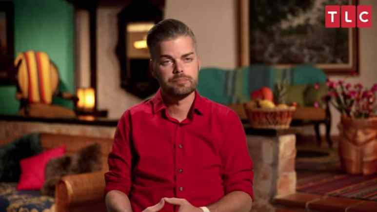 Tim Malcolm on 90 Day Fiance Before the 90 Days