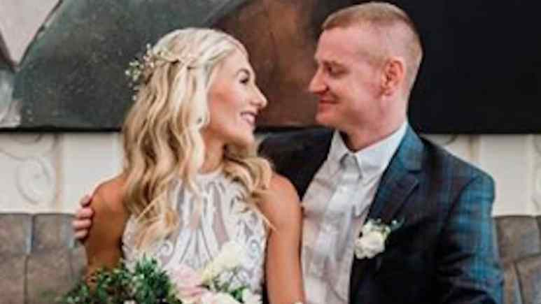 amanda hornick and husband wes bergmann from mtv's the challenge