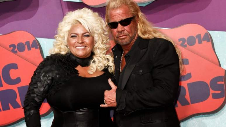 """Duane """"Dog"""" Chapman hospitalized for emergency that was not a heart attack."""