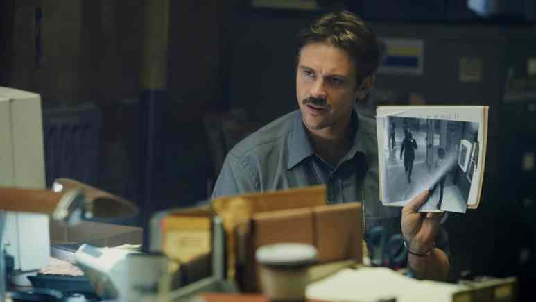 Boyd Holbrook in Netflix's In the Shadow of the Moon