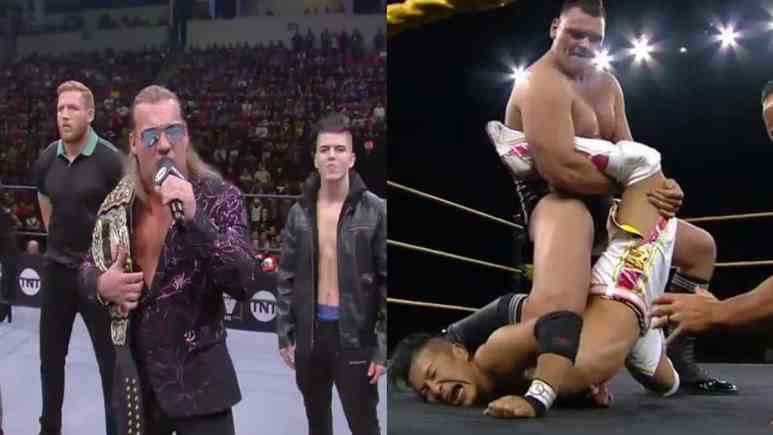 AEW vs NXT ratings from week 2 sees both shows drop in viewership numbers