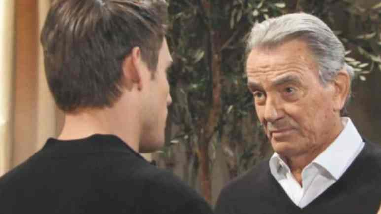 The Young and the Restless was Victor's fake death too much?