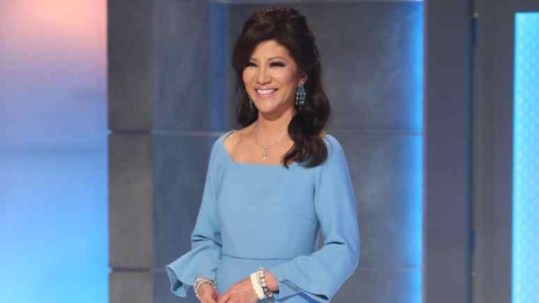 BB Host Julie Chen