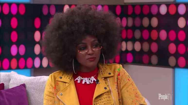 Amara La Negra on PeopleTV