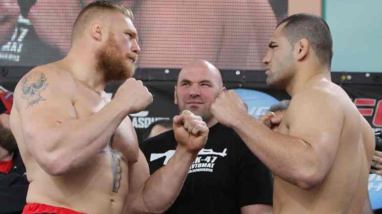 WWE wants Cain Velasquez to fight Brock Lesnar with attack on Raw reportedly setting up huge feud